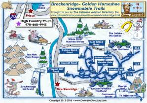 map breckenridge colorado breckenridge snowmobile trails map colorado vacation