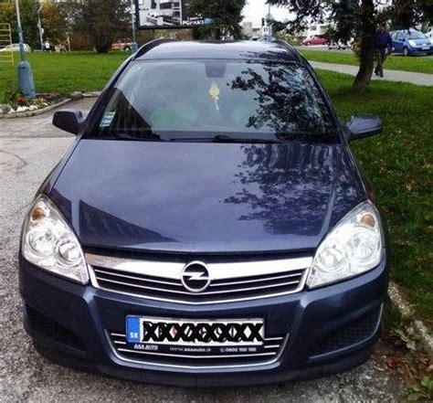 Folie Na Okna Auta Cena Poprad by Opel Astra H Combi