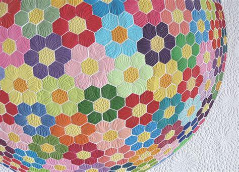 flower pattern quilt applique modern grandmothers flower garden applique quilt pattern