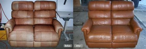 Re Dyeing Leather Sofa by Leather Repair For Furniture Couches Sofas Fibrenew