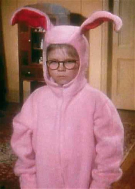 Good Ralphie Christmas Story Glasses #2: Ralphies-bunny-suit-pajamas-from-aunt-clara-4.jpg