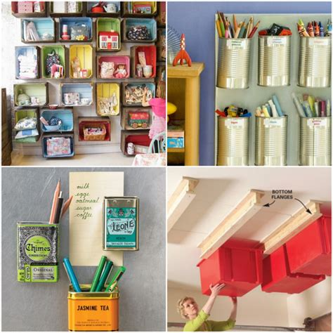 organize tips get organized 25 totally clever storage tips tricks