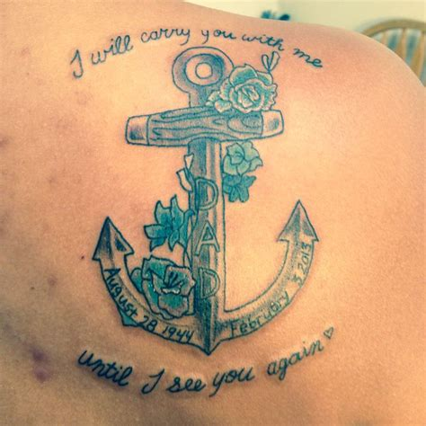 carrie underwood tattoo i will carry you with me until i see you again carrie
