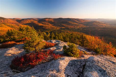 peak fall color arrives in southern new