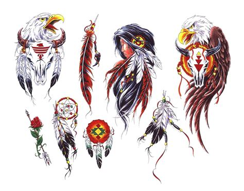 indigenous tattoo designs 21 indian designs