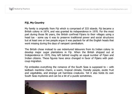 My Country Essay by Essay On My Country My Country At Essaypedia Essay On My Country Doit Ip Fiji My Country Alevel