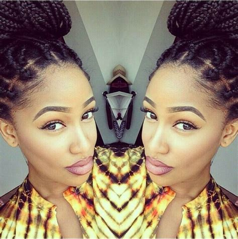 how to style carnival hair braided beauty box braids protective styles box
