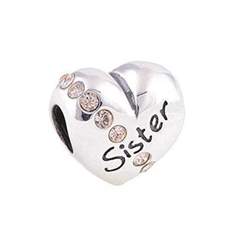 Sister Pandora Charms   Charms and Beads