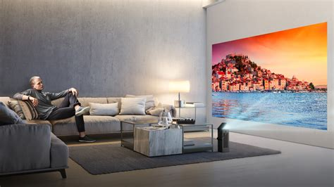 Uhd Decke by Der Lg Hu80ka 4k Projektor Verwandelt Jeden Raum Zum Kinosaal