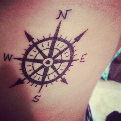 compass tattoo einfach 112 besten tattoo compass bilder auf pinterest