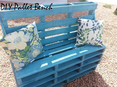 diy pallet bench seat outdoor diy pallet bench outdoor decorating ideas
