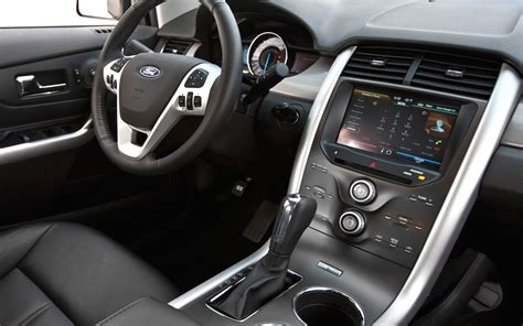 Ford Edge Interior by 2016 Ford Edge Changes Applied Future Cars Models