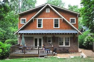 Backyard Remodeling Ideas by Second Story Addition To A Historic Craftsman Bungalow