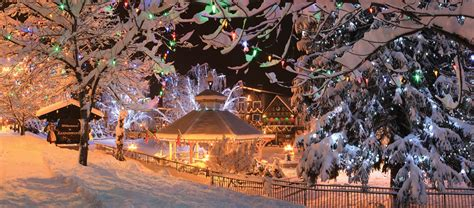 leavenworth christmas lighting festival top 10 holiday destinations