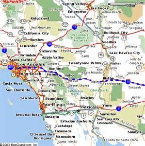 trip from los angeles to palm