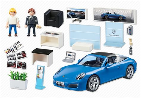 playmobil porsche playmobil 5991 porsche 911 targa 4s bleu au meilleur prix