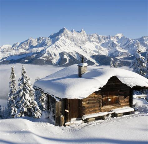 Einsame Hütte Im Schnee Mieten by Stille Im Schnee Bregenzerwald So Sehen Echte Winter Aus
