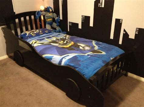 batman toddler bed frame batman bed set images frompo 1