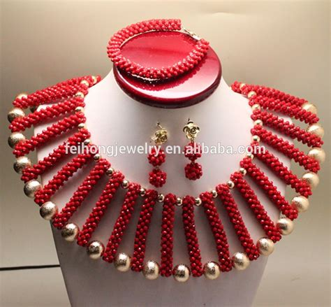 pictures of latest beads in nigeria nigerian coral bead set newhairstylesformen2014 com