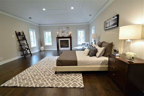 small repairs and room makeovers for home staging before crestmount master bedroom contemporary bedroom new