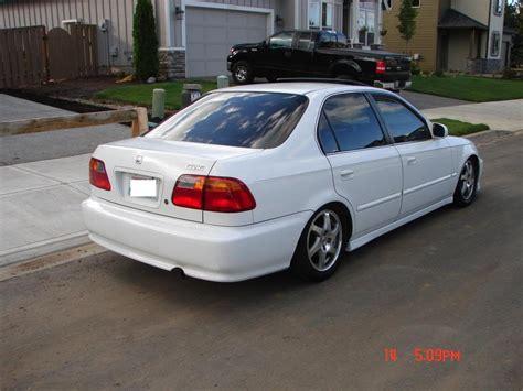 1999 Honda Civic Ex by 1999 Honda Civic Photos Informations Articles