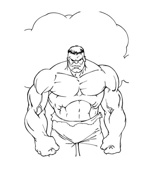 coloring pages incredible hulk incredible hulk coloring page az coloring pages
