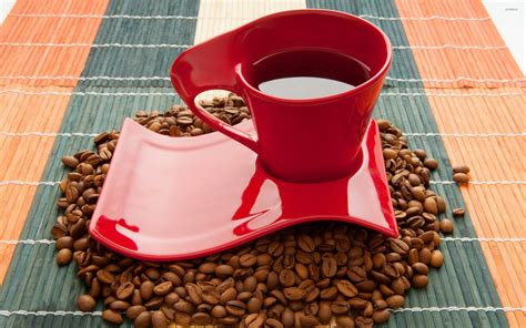 coffee wallpaper red red coffee cup wallpaper photography wallpapers 18183