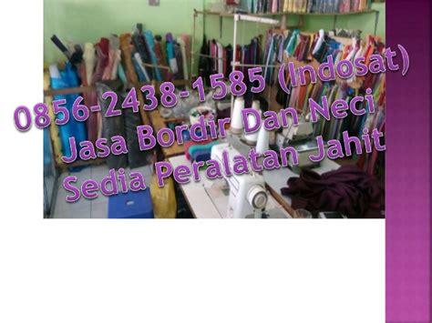 Jasa Bordir Nama 0856 2438 1585 indosat jasa bordir nama majalaya