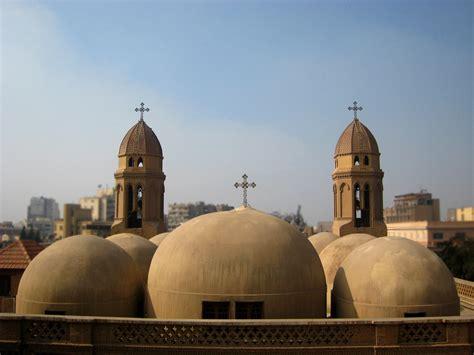 egyptian churches