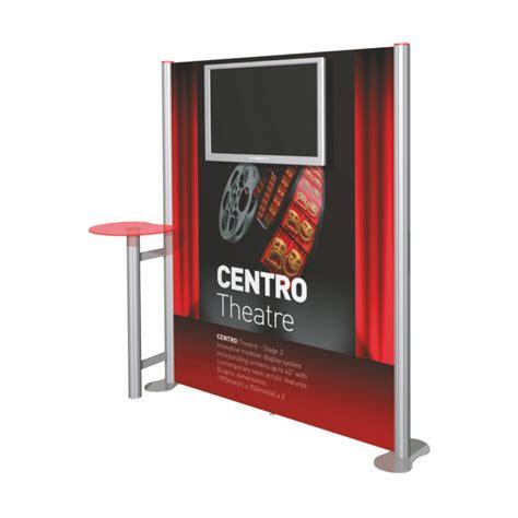 Home Theater Centro ct2 centro display