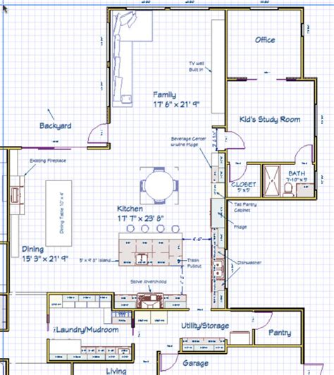 how to design a kitchen island layout need help with kitchen island layout island bad