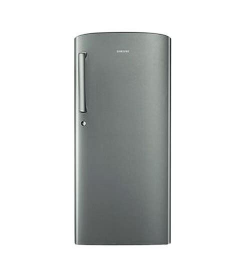 Samsung Refrigerator One Door by Samsung 190ltr Rr1915rcasz Tl Single Door Refrigerator
