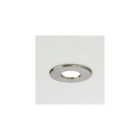 Ip65 Downlights Bathrooms by Astro Lighting 5660 Kamo Brushed Nickel Bathroom Downlight Ip65 Lighting From The Home
