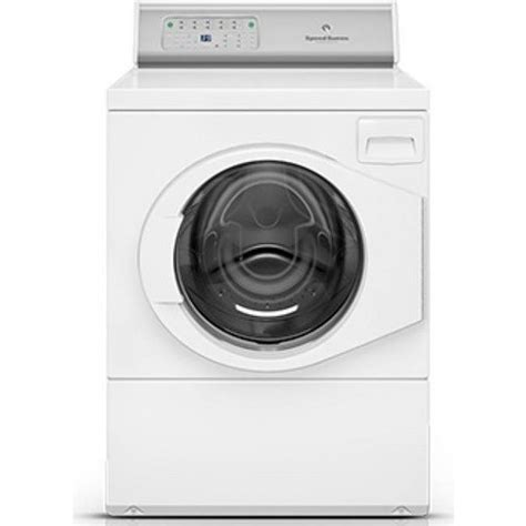 speed front load washer afne9rsp113tw01 speed 27 quot front load washer 3 42