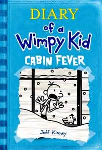diary of a wimpy kid cabin fever book 6 nollybook