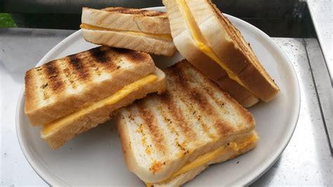 Toaster Sandwich Maker Schinken K 228 Se Toast 224 La Brenny Rezept Mit Bild