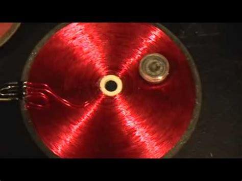 tesla coil magnetic field resonance effects tesla bifilar coil alternating field