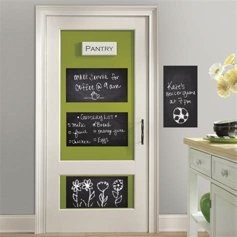 chalk wall stickers district17 chalkboard peel stick wall decals wall decals
