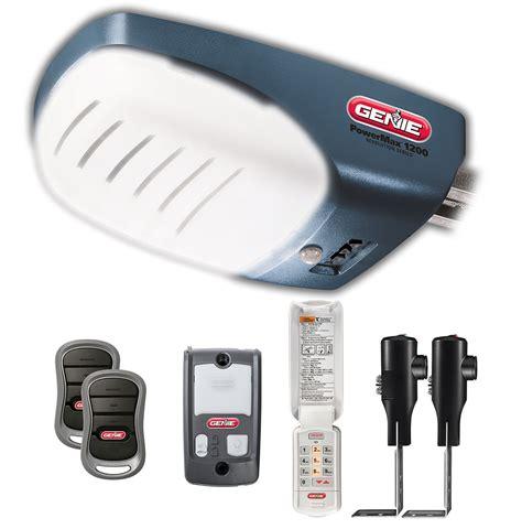 Genie Garage Door Opener Powermax 1200 by Powermax 1200 140v Dc Residential Drive Operator