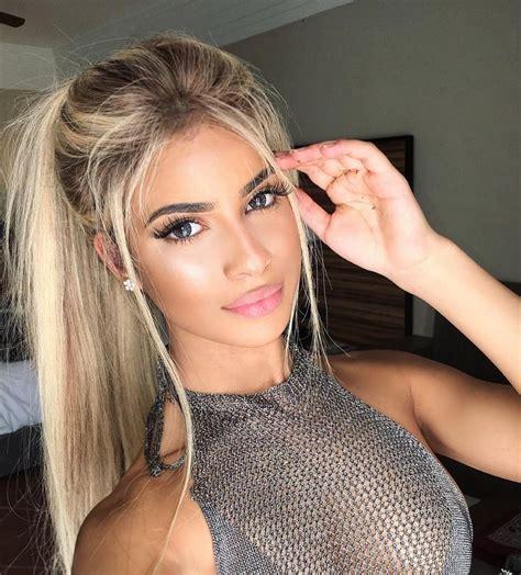 blonde hairstyles instagram 907 best insta girls images on pinterest hair dos hair
