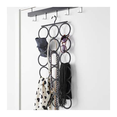 ikea wardrobe hanger komplement multi use hanger grey ikea