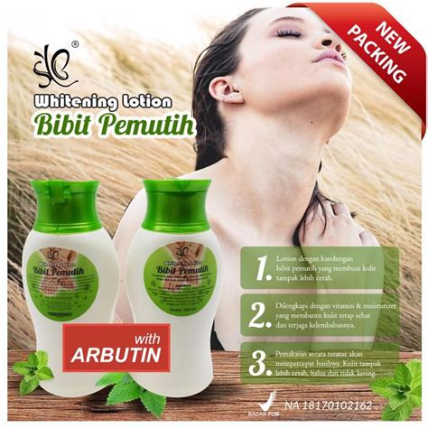 Lotion Bibit Pemutih lotion bibit pemutih
