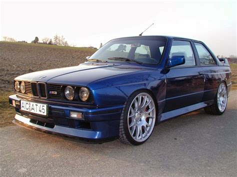 bmw e30 tuning cars and news bmw m3 e30