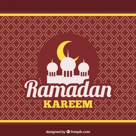 Ramadan Pattern Vector Free | ramadan kareem pattern background vector free download