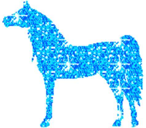 descargar gif para celulares facebook figura de caballo azul brillante imagen 548 im 225 genes cool