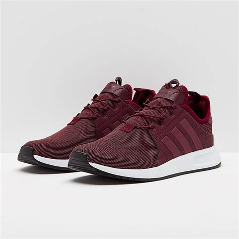 Adidas Sneaker X Plr Bb1102 Maroon mens shoes adidas originals x plr maroon bb1102