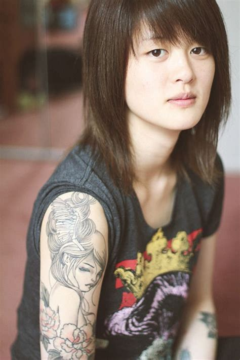 asian girls with tattoos 363 best images about tattooed asian on