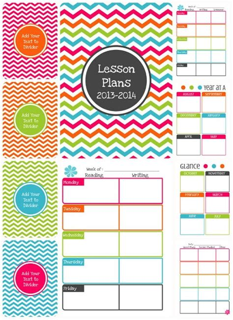 I Teach What S Your Super Power Editable Planner Classroom Pinterest Lesson Plan Jot Labels Template