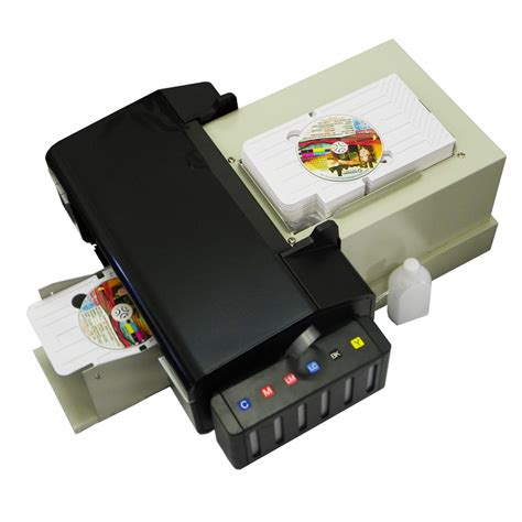 Printer Epson L800 for epson dvd printer for dvd cd printing for epson l800 inkjet pvc printer for card