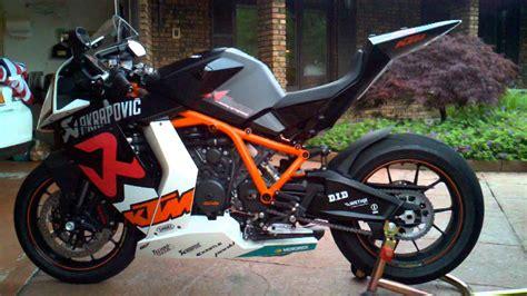 Ktm Rc8 Akrapovic Rc8r Rc8 R 2010 Ktm 25 Of 25 Limited Edition Akrapovic